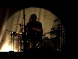 Видеофрагмент выступления барабанщика рок-группы