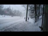 Зима пришла в Ростов-на-Дону   t-14   29.01.2014